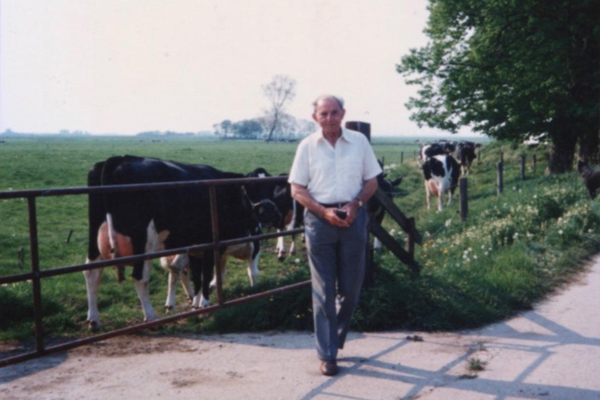 Jim Palmer, na 41 jaar terug op 't Werkel.