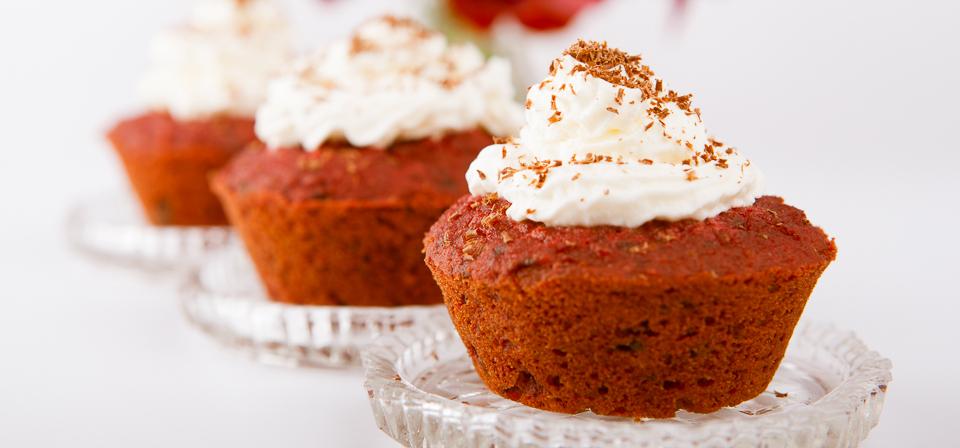 Chocolade-bieten muffins